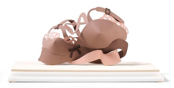Tom Wesselmann - Tiny Dropped Bra # 29