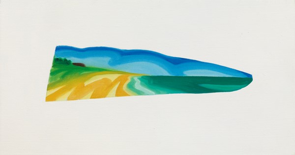 Tom Wesselmann - Seascape Study