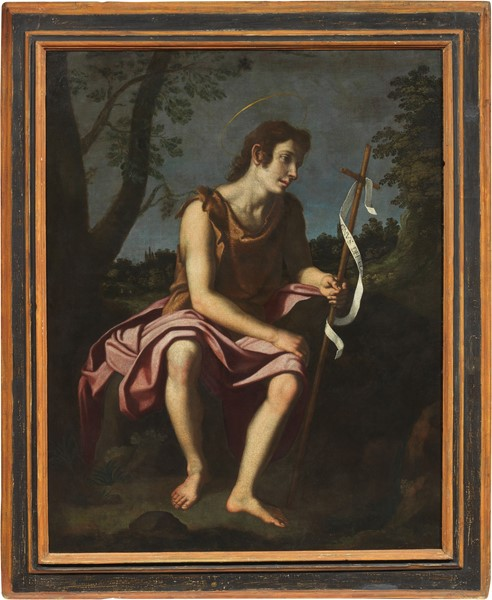Francesco Curradi - San Giovanni