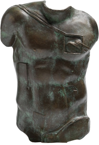 Igor Mitoraj : Persée  (1988)  - Scultura in bronzo, multiplo, es. C 27/1000 HC - Auction N.188  - I, CONTEMPORARY ART - Casa d'aste Farsettiarte