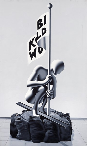 Mark Kostabi - The Conquest
