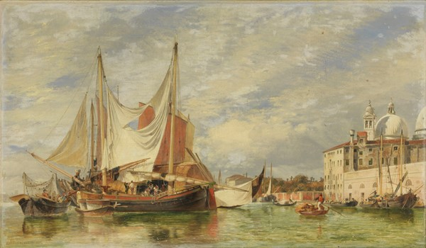 Edward William Cooke - Venezia