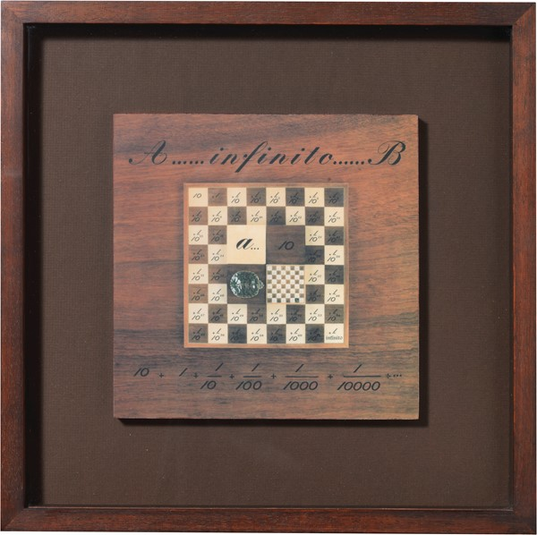 Laura Grisi - Chessboard A