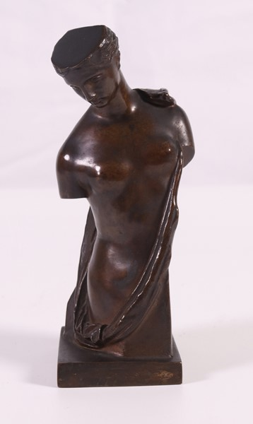Busto di Venere  (XIX secolo.)  - Auction N.199 , Fornitures, Russian Icons and a collection of forniture models - Casa d'aste Farsettiarte